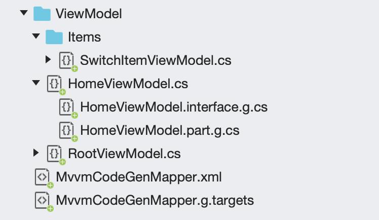 Visual Studio File Viewer