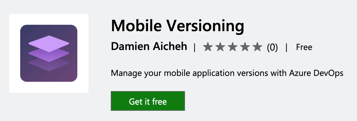Mobile Versioning Tasks